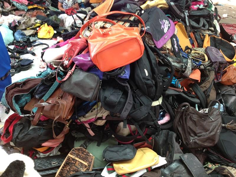 Used Assorted Handbags And Purses